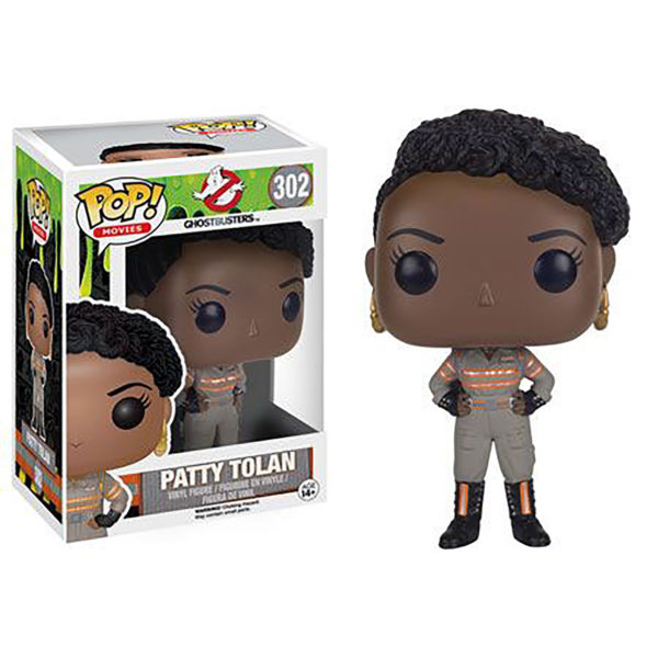 Toy - POP - Vinyl Figure - Ghostbusters 2016 - Patty Tolan