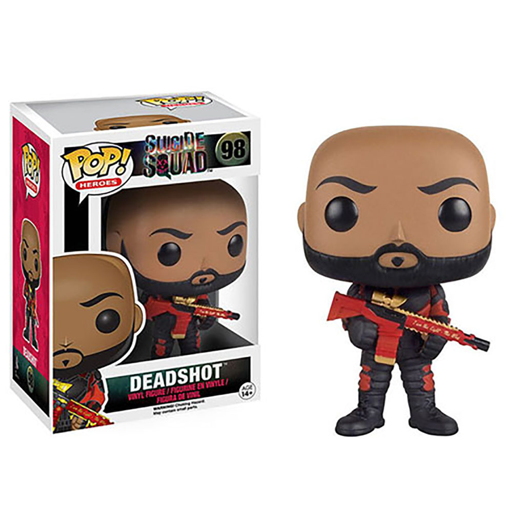 Toy - POP - Vinyl Figure - Suicide Squad - Deadshot