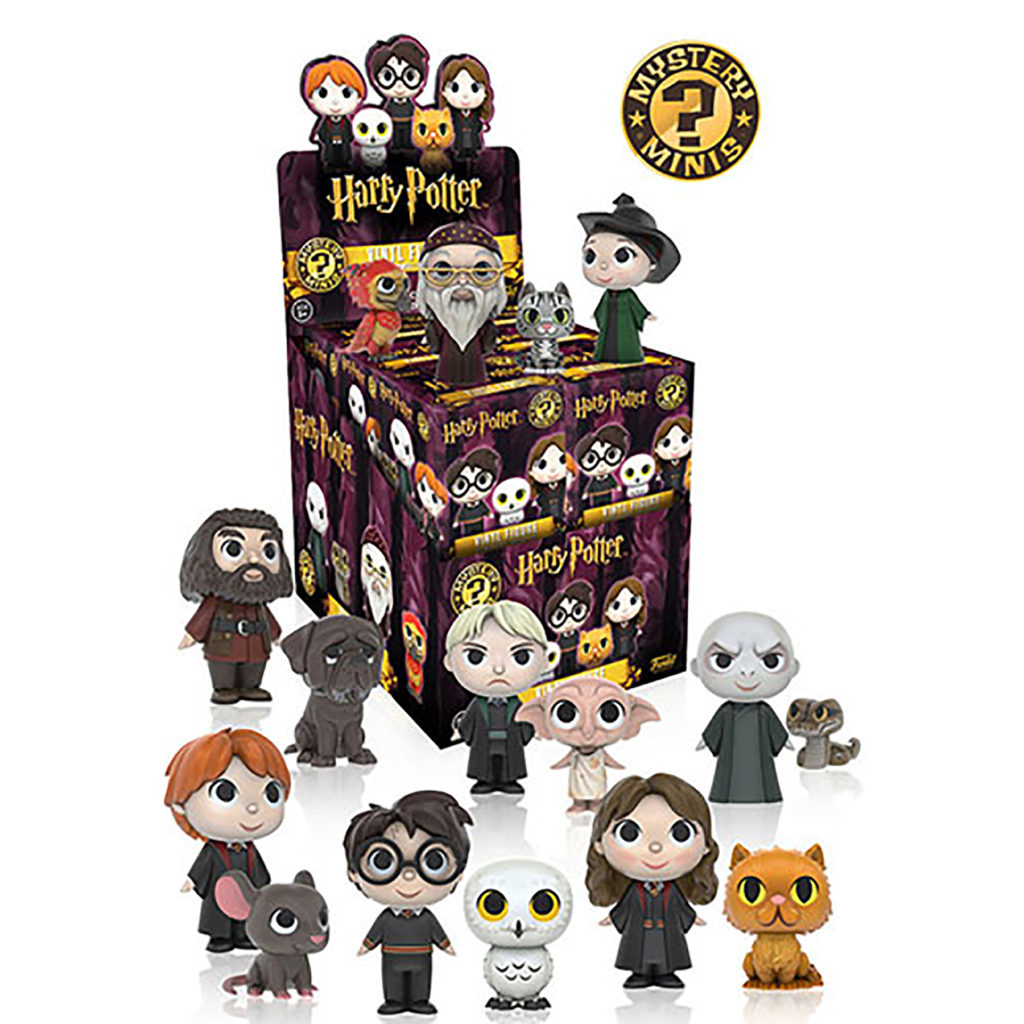 Toy - Harry Potter - Mystery Mini Figures - 12 pc PDQ