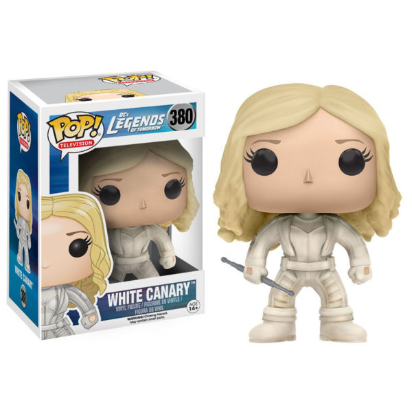 Toy - POP - Vinyl Figure - Legends of Tomorrow - White Canary