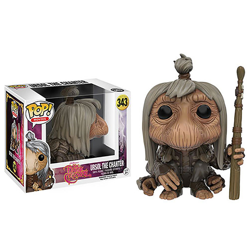 Toy - POP - Vinyl Figure - The Dark Crystal - Ursol the Chanter