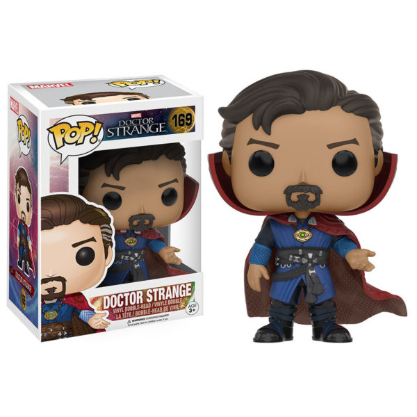Toy - POP - Vinyl Figure - Doctor Strange - Doctor Strange