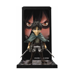 Toy - Bandai - Action Figure - Tamashii Buddies - Attack on Titan - Eren Yeager Figure