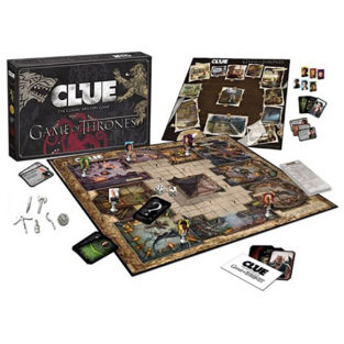 Toy - Board Game - Game of Thrones - Clue