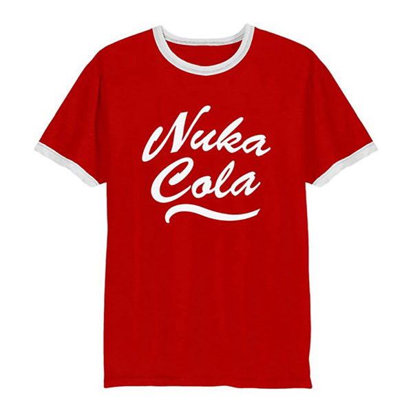 Novelty - Gaya - T-Shirt - Fallout - Size XL -  Nuka Cola