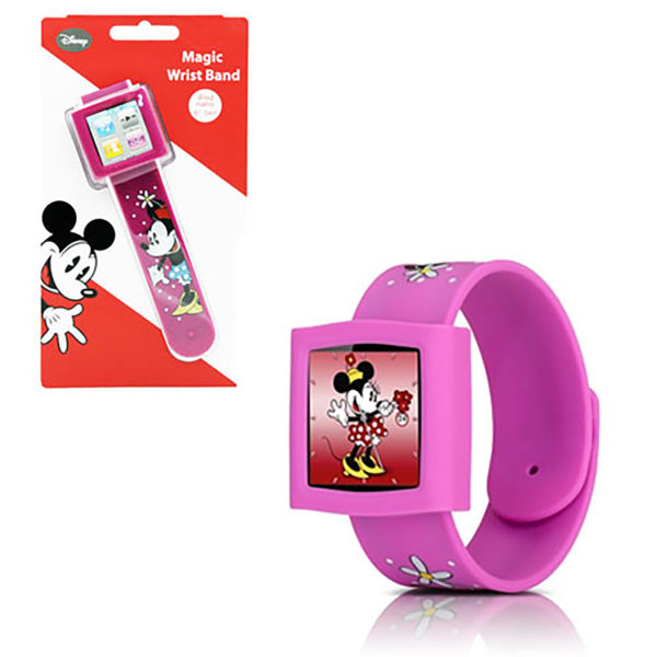 iPod - Slap Band - Disney Minnie - Nano 6 (PDP)