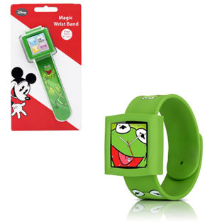 iPod - Slap Band - Disney Kermit - Nano 6 (PDP)