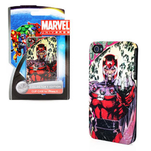 iPhone 4 - Case - Marvel - Magneto Explosion (PDP)