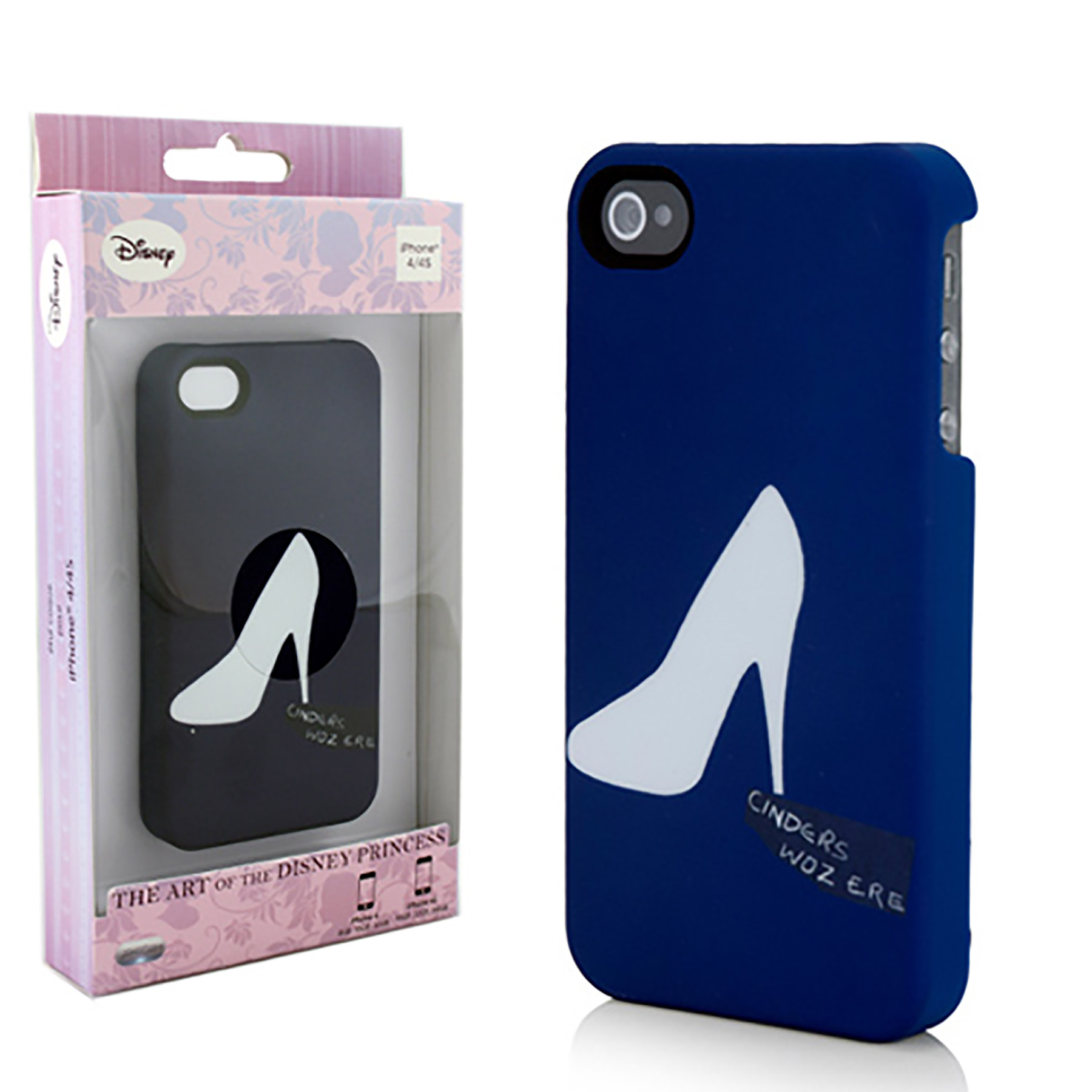 iPhone 4 - Case - Disney Art Princess - Mini Cinderella (PDP)