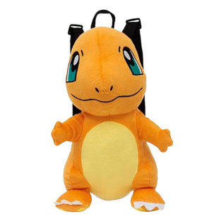 Novelty - Backpack - Pokemon - Charmander Plush Backpack
