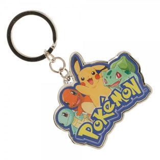 Novelty - Pokemon - Multi Character Keychain