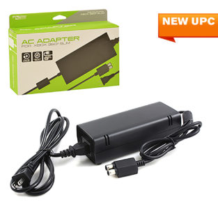 Xbox 360 Slim - Adapter - AC Adapter (KMD)
