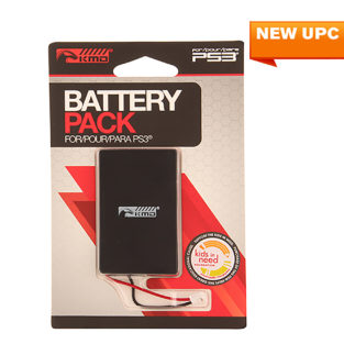 PS3 - Battery - Rechargeable Internal Controller Pack - Retail Package (KMD)