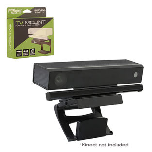 Xbox One - Dock - Kinect V2.0 TV Mount - Black (KMD)