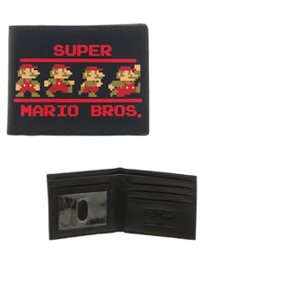 Novelty - Wallet - Nintendo - Super Mario Bi-Fold