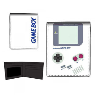 Novelty - Wallet - Nintendo - Game Boy Bi-Fold