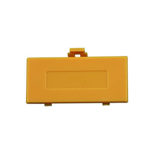 Game Boy - Repair Part - Pocket Battery Doors - Yellow(TTX Tech)