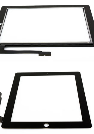 iPad 3 - Repair Part - Digitizer - Black (TTX Tech)