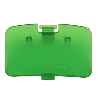 N64 - Repair Part - Replacement Console Door - Jungle Green (TTX Tech)