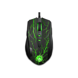 PC - Mouse - Laser Gaming Mouse - Black (TTX Tech)