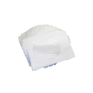 Universal - Media Package - CD and DVD Paper Sleeves (1000)