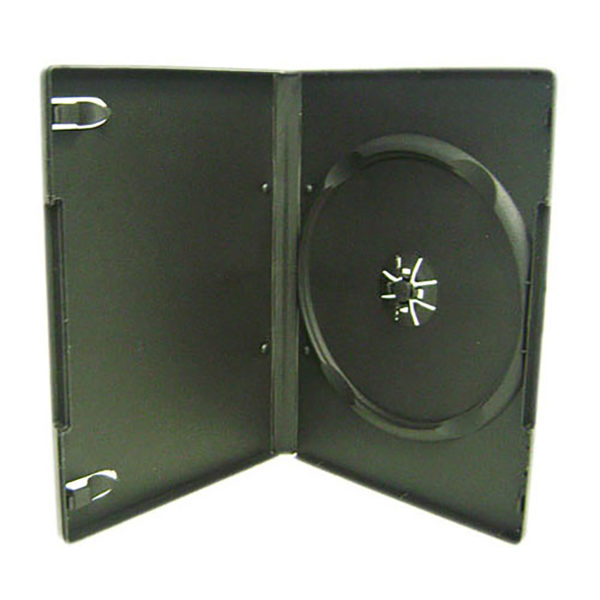 Universal - Media Package - DVD Case - Single - 14MM - Black (Third Party)