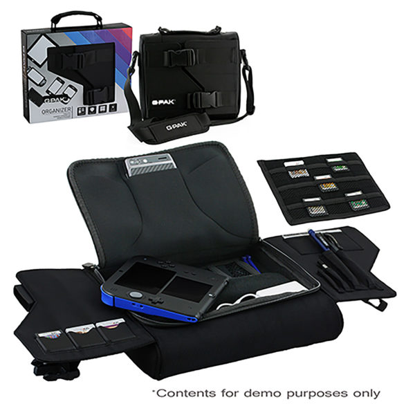 Universal - Case - Organizer Carry Case - Black (G-Pak)