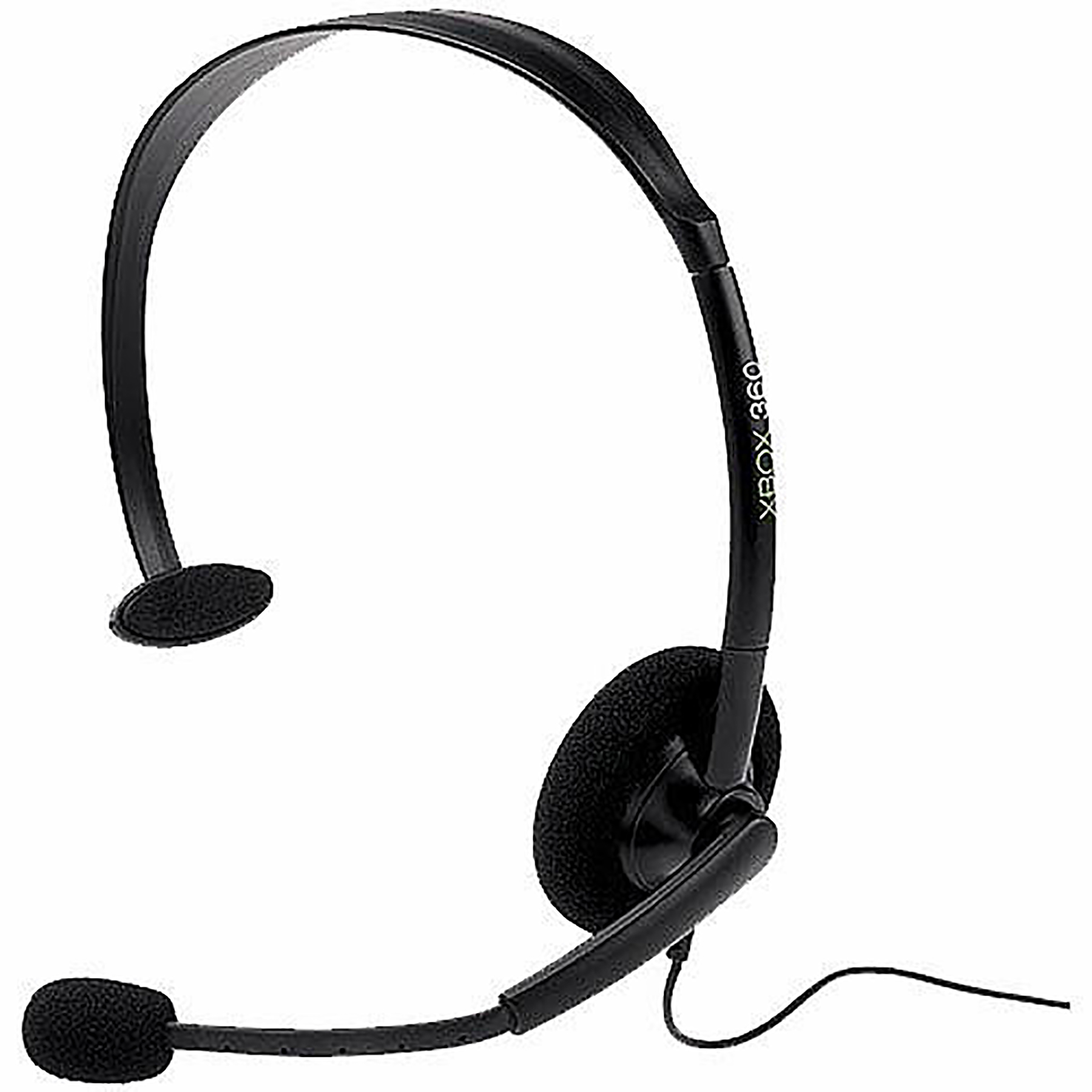 Xbox 360 – Headset – Wired – Black – New Bulk (Microsoft) – Game World