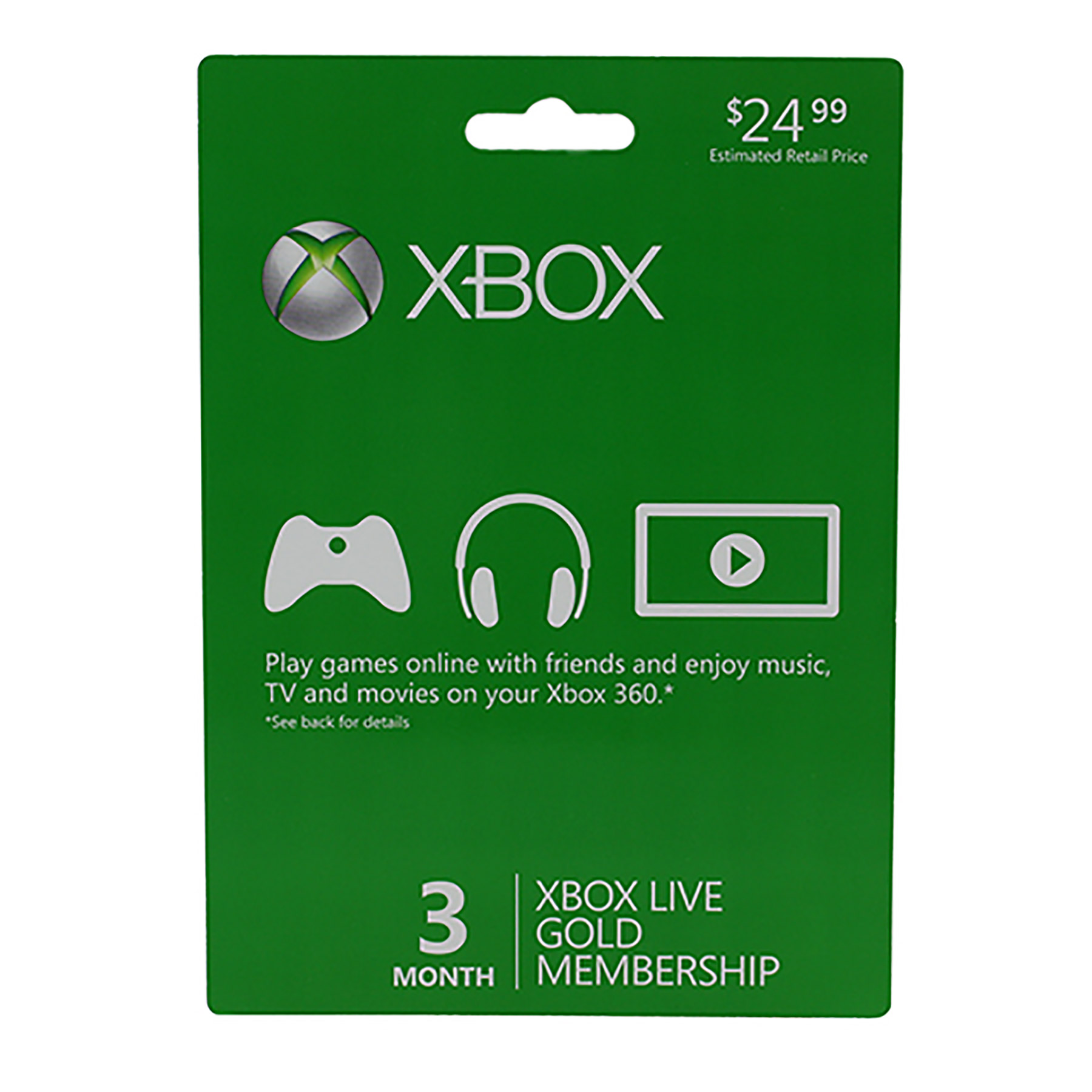 xbox 360 xbox one subscription card xbox live 3 month gold