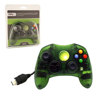 Xbox - Controller - Wired - Controller S - Clear Green (TTX Tech)