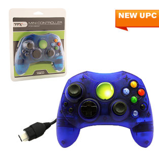 Xbox - Controller - Wired - Controller S - Clear Blue (TTX Tech)