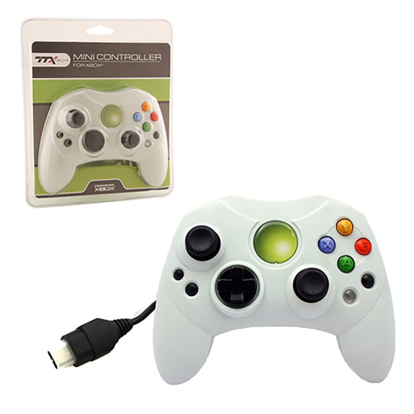 Xbox - Controller - Wired - Controller S - Solid White (TTX Tech)