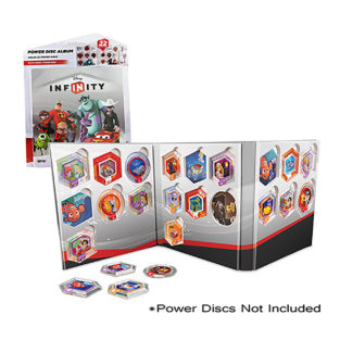 Universal - Case - Disney - Infinity - Power Disc Album (PDP)