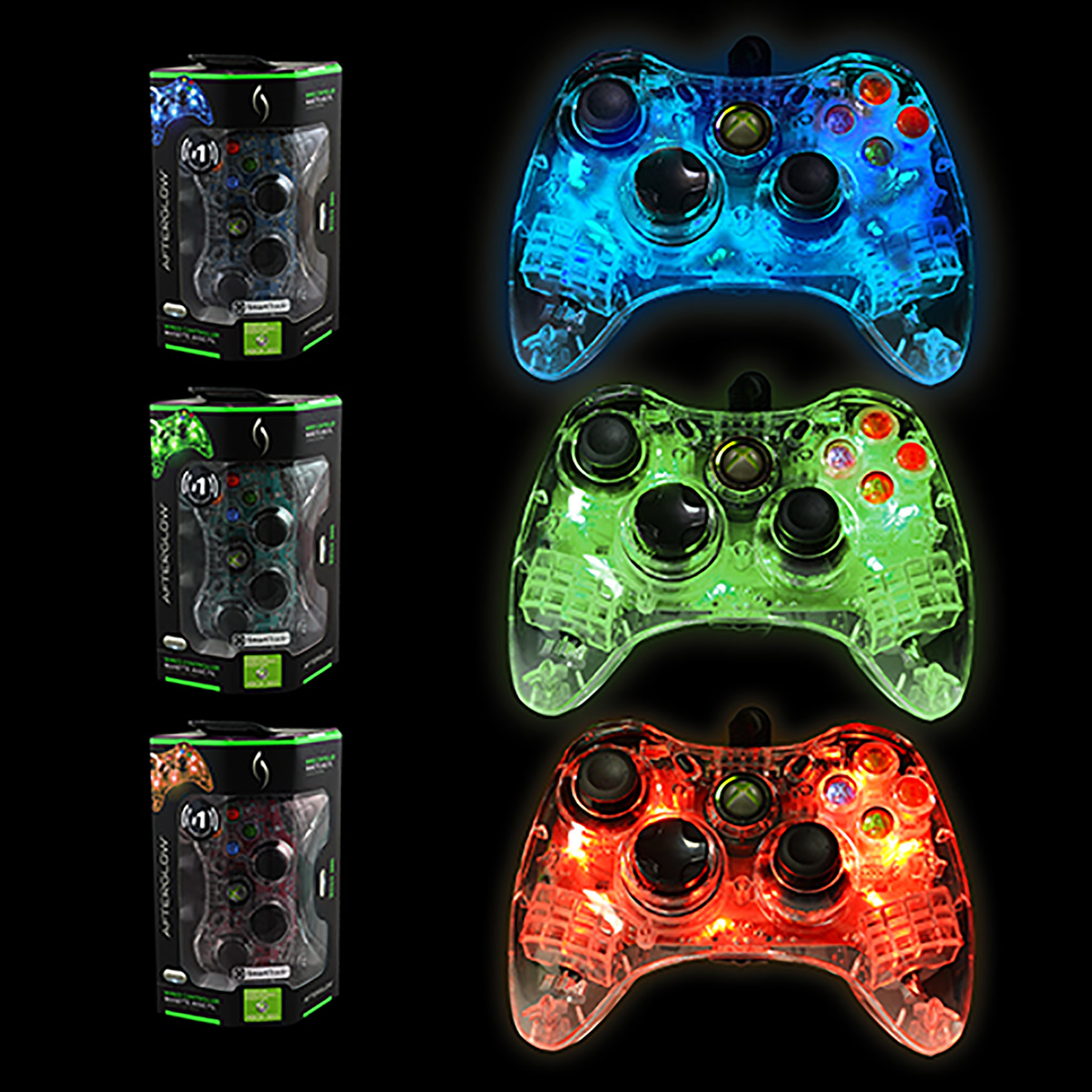 Afterglow Xbox 360 Wired Controller Driver Windows 7: Xbox 360 \u2013 Controller \u2013 Wired \u2013 Microsoft Afterglow \u2013 Assorted (PDP)rh:shopgameworld.com,Design