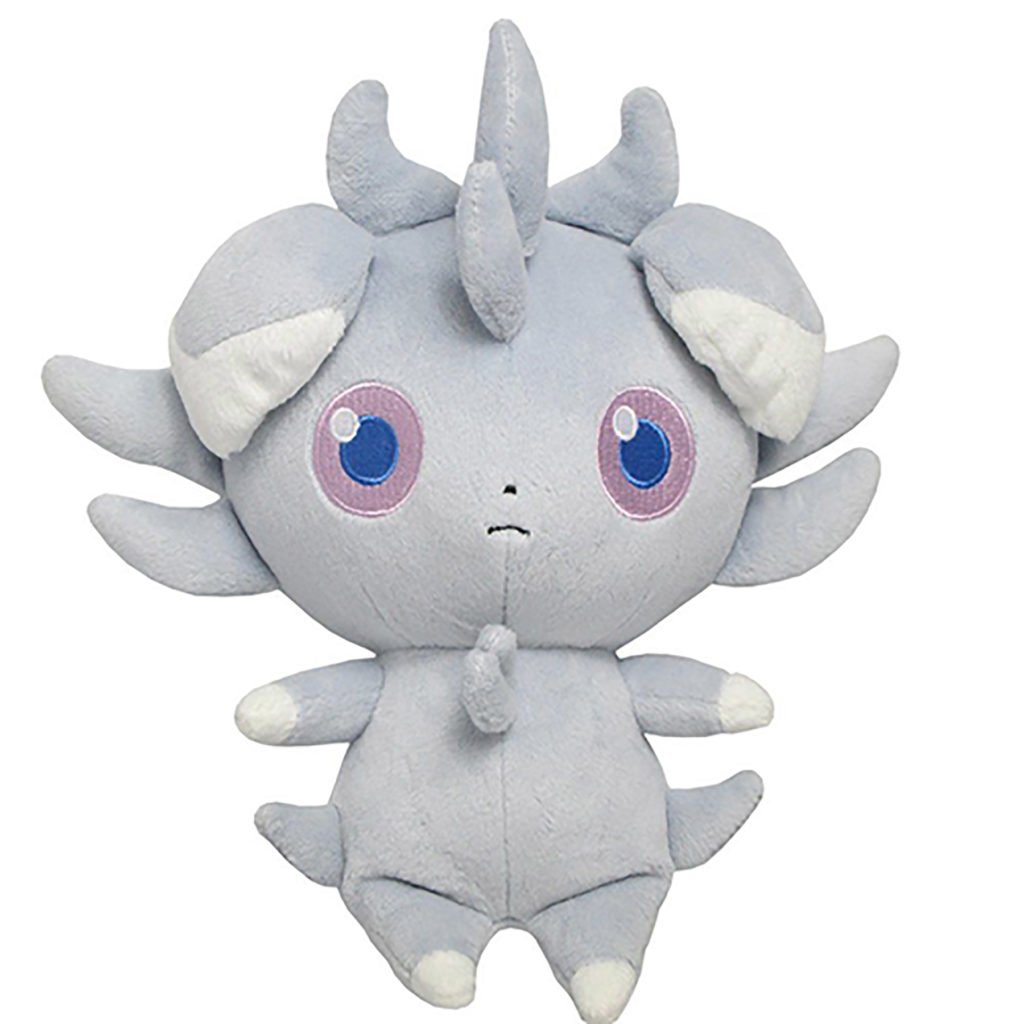 "Toy - Plush - Pokemon - 6"" Espurr"
