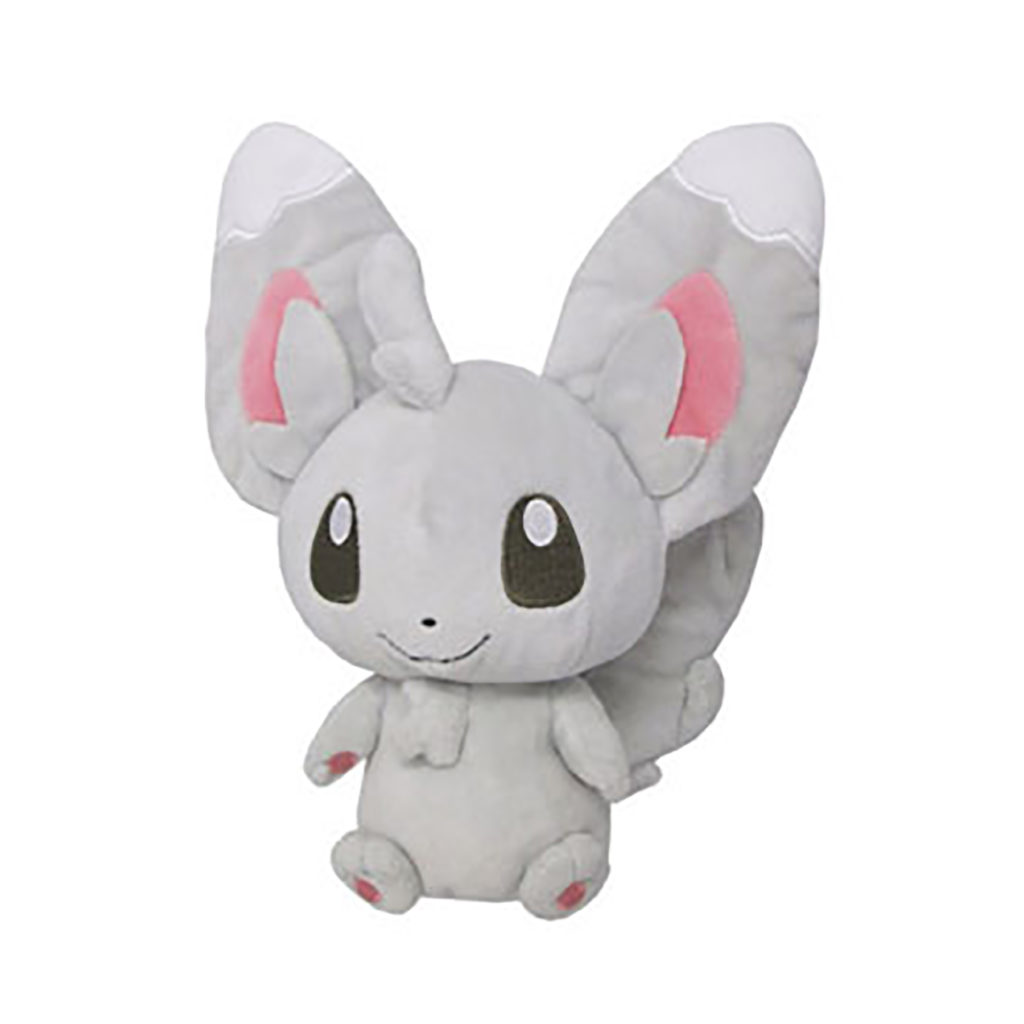 "Toy - Plush - Pokemon - 9"" Minccino"