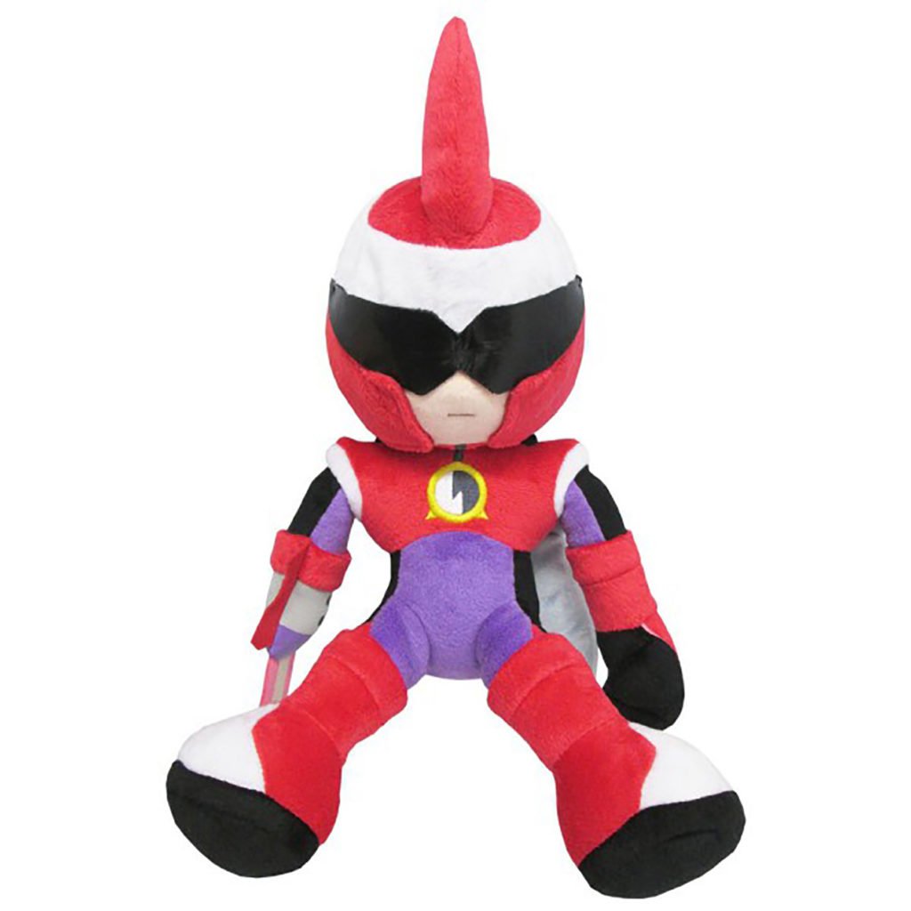 "Toy - Mega Man Battle Network - Plush - Proto Man - 12"" (Capcom)"