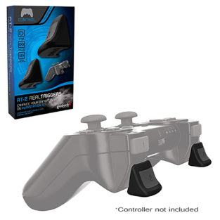 PS3 - Controller - Real Triggers (Gioteck)