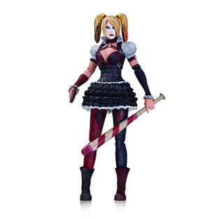 Toy - Batman - Arkham Knight - Harley Quinn Action Figure