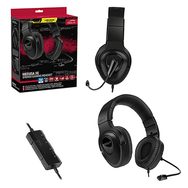 PC - Medusa XE Stereo Wired Headset