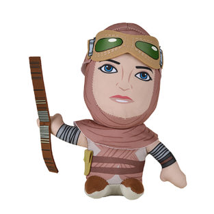 Toy - Super Deformed Plush - Star Wars: The Force Awakens - Rey
