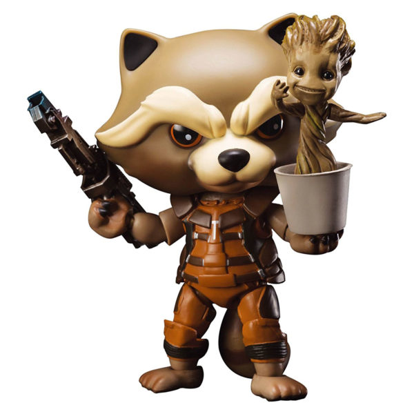 Toy - Beast Kingdom - Action Figure - Guardians of the Galaxy - Rocket Raccoon Figure