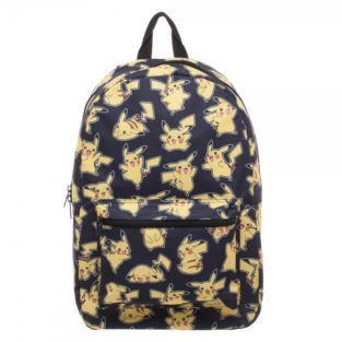 Novelty - Backpack - Pokemon - Pikachu Sublimated Backpack