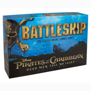 Toy - Board Game - Pirates of the Caribbean - Battleship
