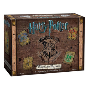 Toy - Board Game - Harry Potter - Hogwarts Battle