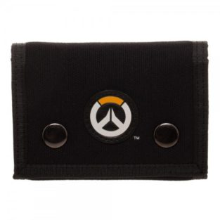 Novelty - Wallet - Overwatch - Fabric Tri-Fold Wallet