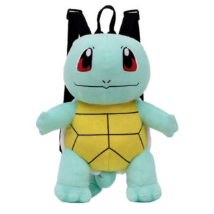 Novelty - Backpack - Pokemon - Squirtle Plush Backpack