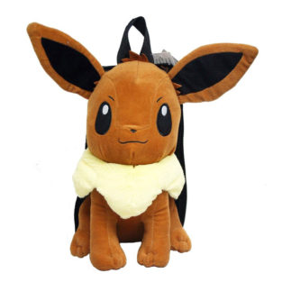 Novelty - Backpack - Pokemon - Evee Plush Backpack