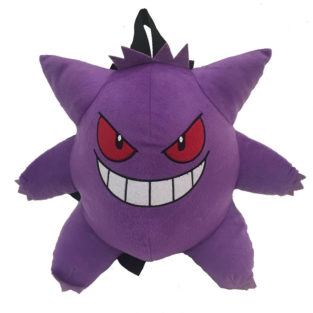 Novelty - Backpack - Pokemon - Gengar Plush Backpack