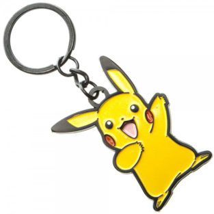Novelty - Pokemon - Pikachu Keychain